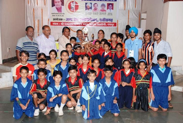 5th Sub-Juniour National Jump Rope Championship (Chhattisgarh)