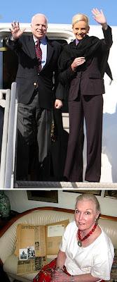 Kathleen Hensley Portalski,Cindy McCain's half sister