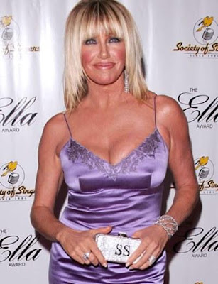 Suzanne Somers Gets Sued