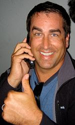 Rob Riggle  Is an American Actor&Comedian