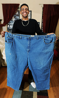 Ernesto Suncar, Half Ton Man Dodged Death by Losing 430 lbs