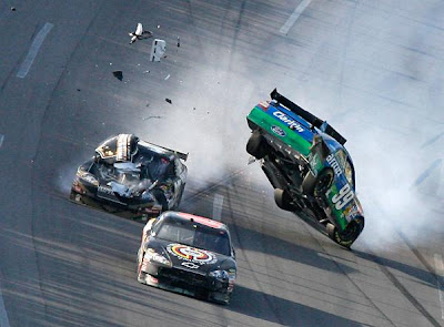 Carl Edwards Nascar Crash Pictures