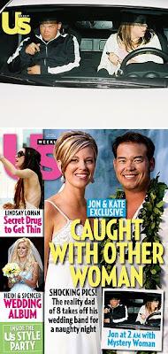 Jon Gosselin Affair With Mystery Woman