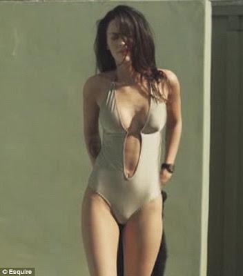 Megan Fox Super Hot Esquire Magazine Photo Shoot