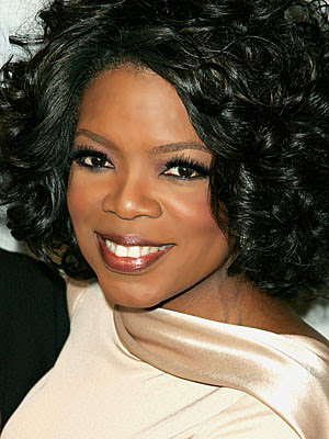 Oprah Winfrey's Home Evacuated Due to Wildfires