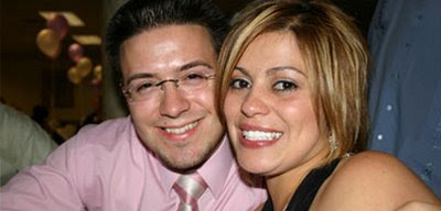 Danny Gokey and his late wife Sophia Gokey