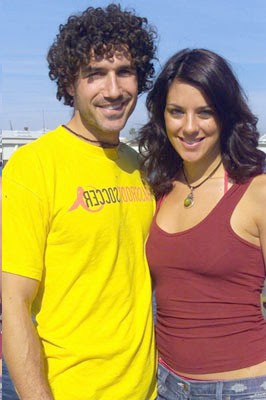 hot Jenna Morasca Is Girlfriend of Ethan Zohn