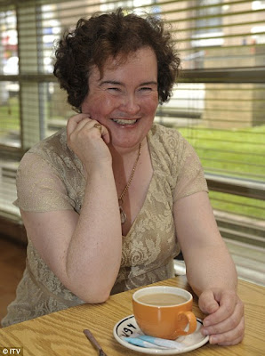 Susan Boyle,Britain's Got Talent semi-final
