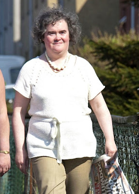Susan Boyle Britain's Got Talent Semi Final Performance