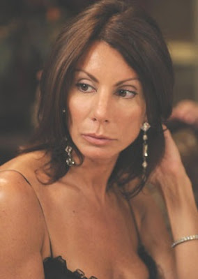 Danielle Staub is Star of the The Real Housewives of New Jersey