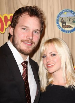 Chris Pratt Is Anna Faris' Husband