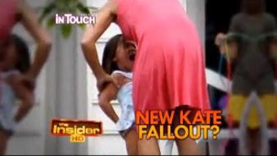 Kate Gosselin Spanks Leah