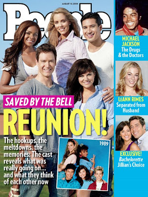 Saved By The Bell Photo (Pictures): People Magazine Saved By The Bell