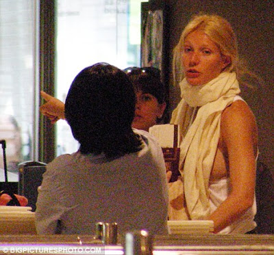 Gwyneth Paltrow Wardrobe Malfunction