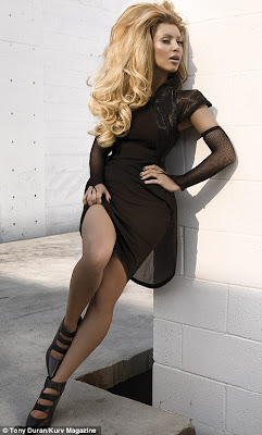 Kim Kardashian Goes Barbie For latest Photo Shoot