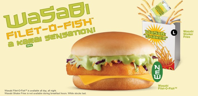 The food chapter singapore blog food and travel for Filet o fish deal