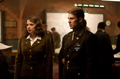 Site Blogspot  Captain America Shield on Captain America  The First Avenger Movie Stills