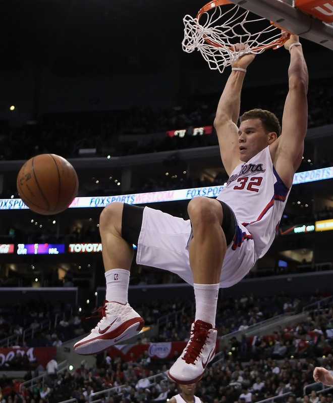 Blake Griffin has already become a youtube legend.