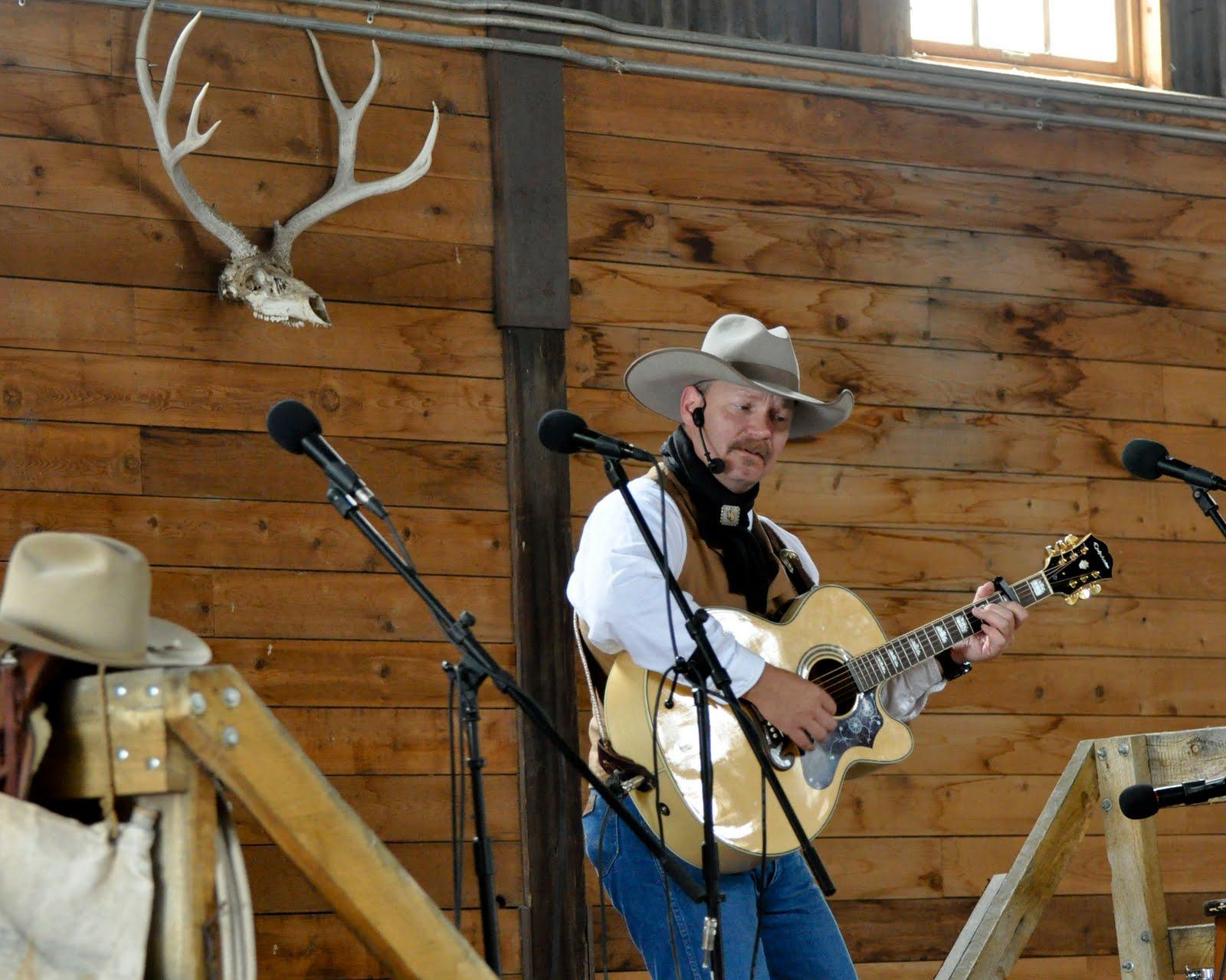 Cowboy Poetry Antelope Island