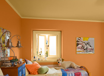 Seekingdecor italian splendor for Pumpkin spice paint living room