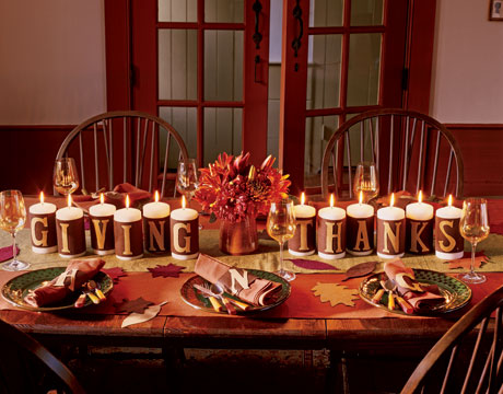 Thanksgiving Table Decorations Ideas thanksgiving centerpiece design ...