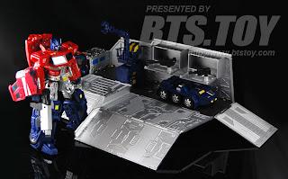 Mobile Commander Base HK-TF.com Exclusive version