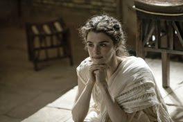 Ipazia interpretata da Rachel Weisz