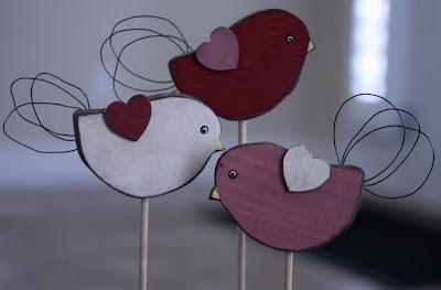 Valentine's Wood Craft Workshop