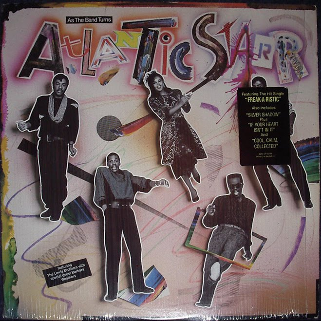 Atlantic Starr - As The Band Turns 1986