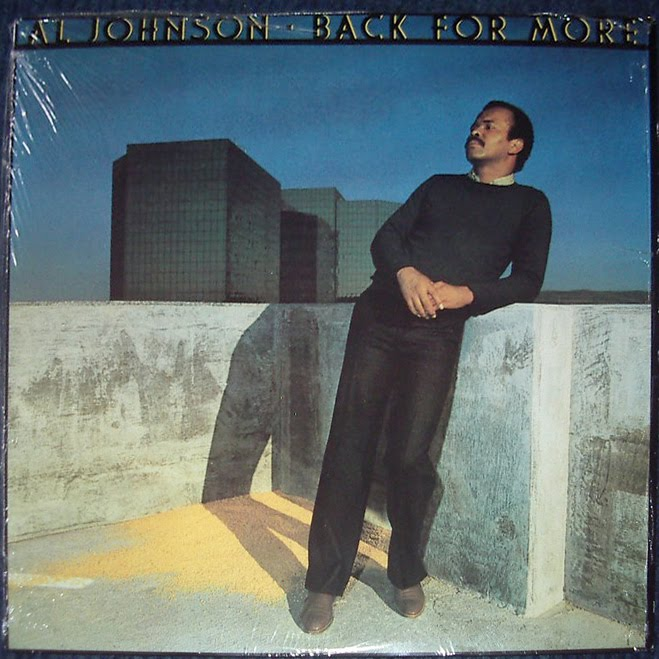Al Johnson - Back For More 1980