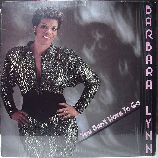 Barbara Lynn - You Don't Have To Go 1991