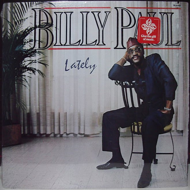 Billy Paul - Lately 1985