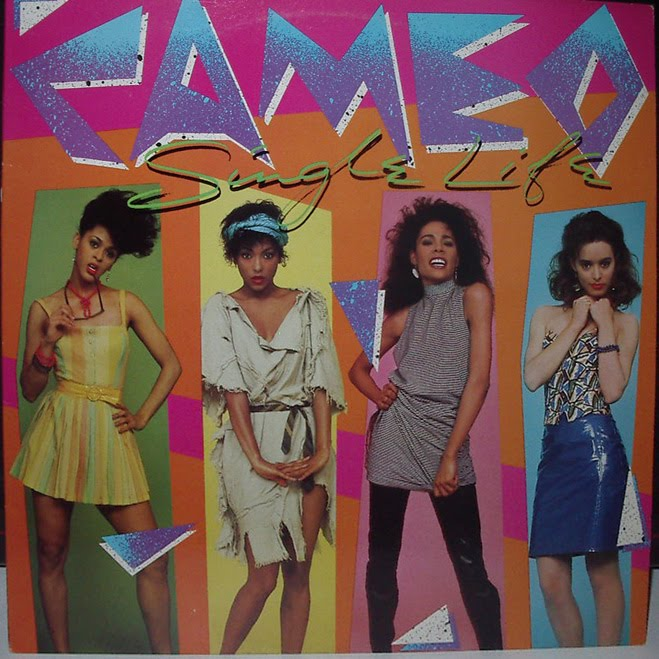 Cameo - Single Life 1985