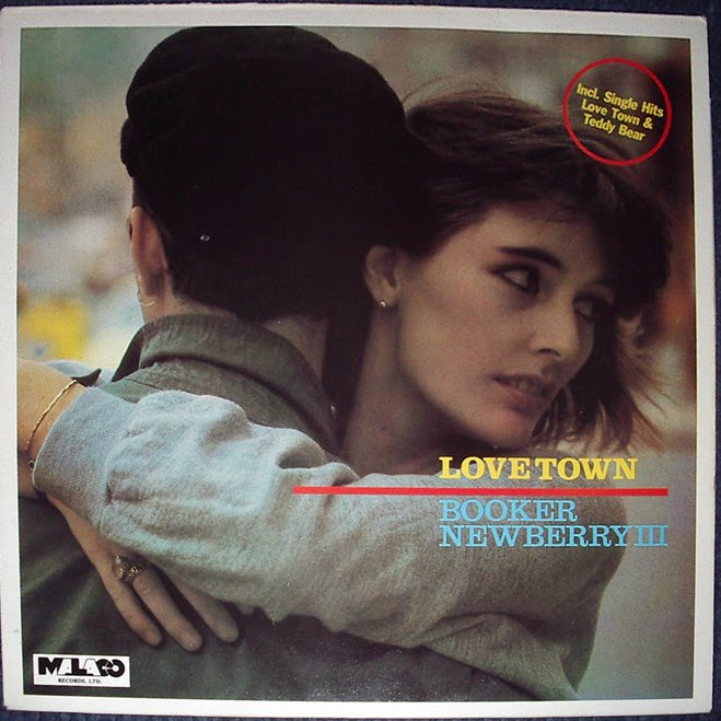 Booker Newbury III - Love Town 1983