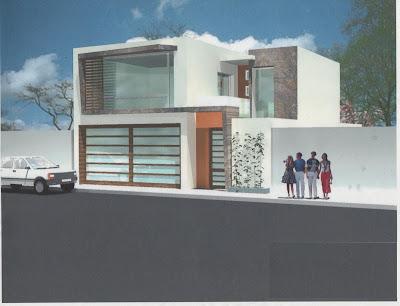 Share bienes raices casas en venta tipologias for Fachadas de casas con porton