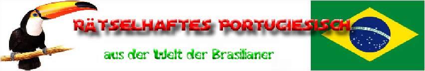Rätselhaftes Portugiesisch