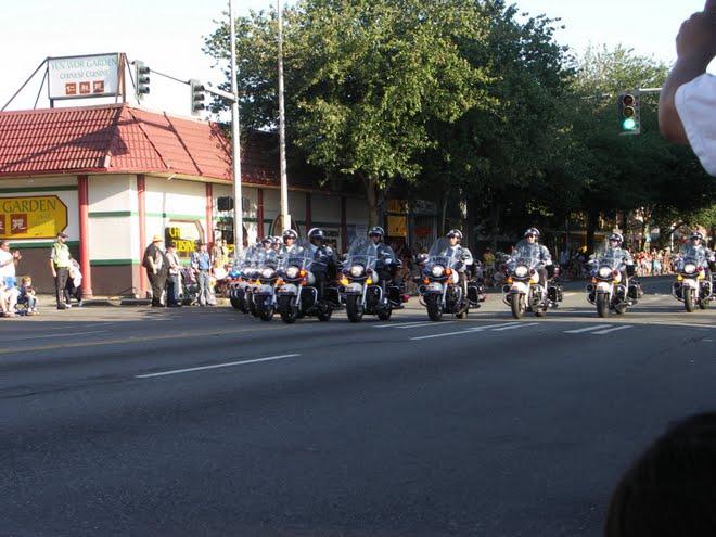 [Seafair+Police+Drill+Team]