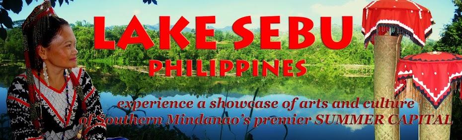 LAKE SEBU PHILIPPINES