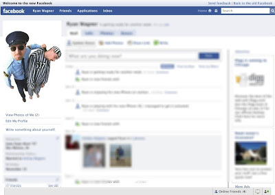 Chris Gomez - Engine Alpha - Facebook Interface with Police Officer