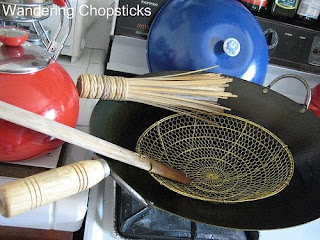 Wandering Chopsticks' Wok