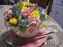 Tea Cup Arrangement