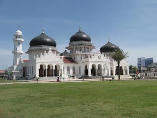 Masjid Baiturrahman, Banda Aceh