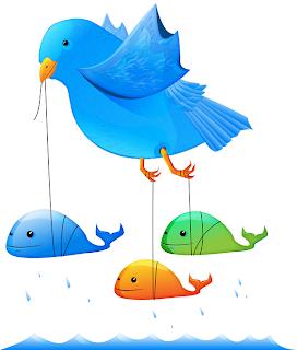 Twitter Art on Sensr.net