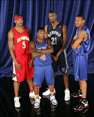 How Tall is Nate Robinson?