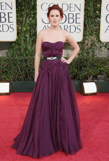 Ms Golden Globe 2009: OMG Worst Dress