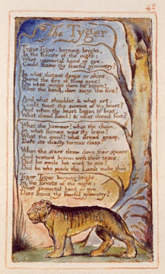 The Tiger Poem – Tiger Tiger Burning Bright Poem