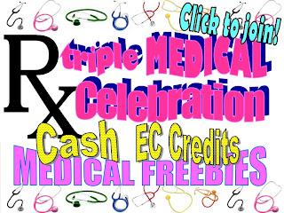 Triple Medical Celebration Preparation