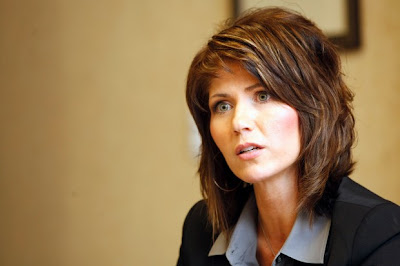 Kristi Noem: Another Sarah Palin in South Dakota