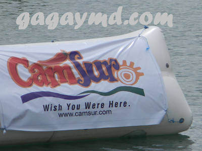 CamSur: Wish You were Here!