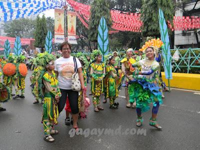 Sinulog Festival 2011